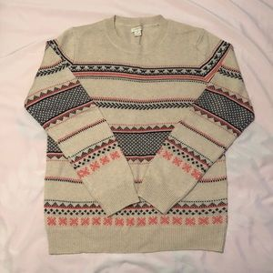NWOT BOGO J Crew Factory Sweater